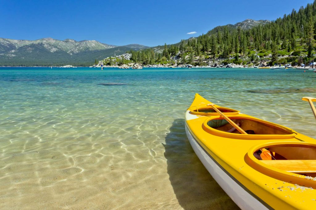 North Lake Tahoe Kayaking Chase International