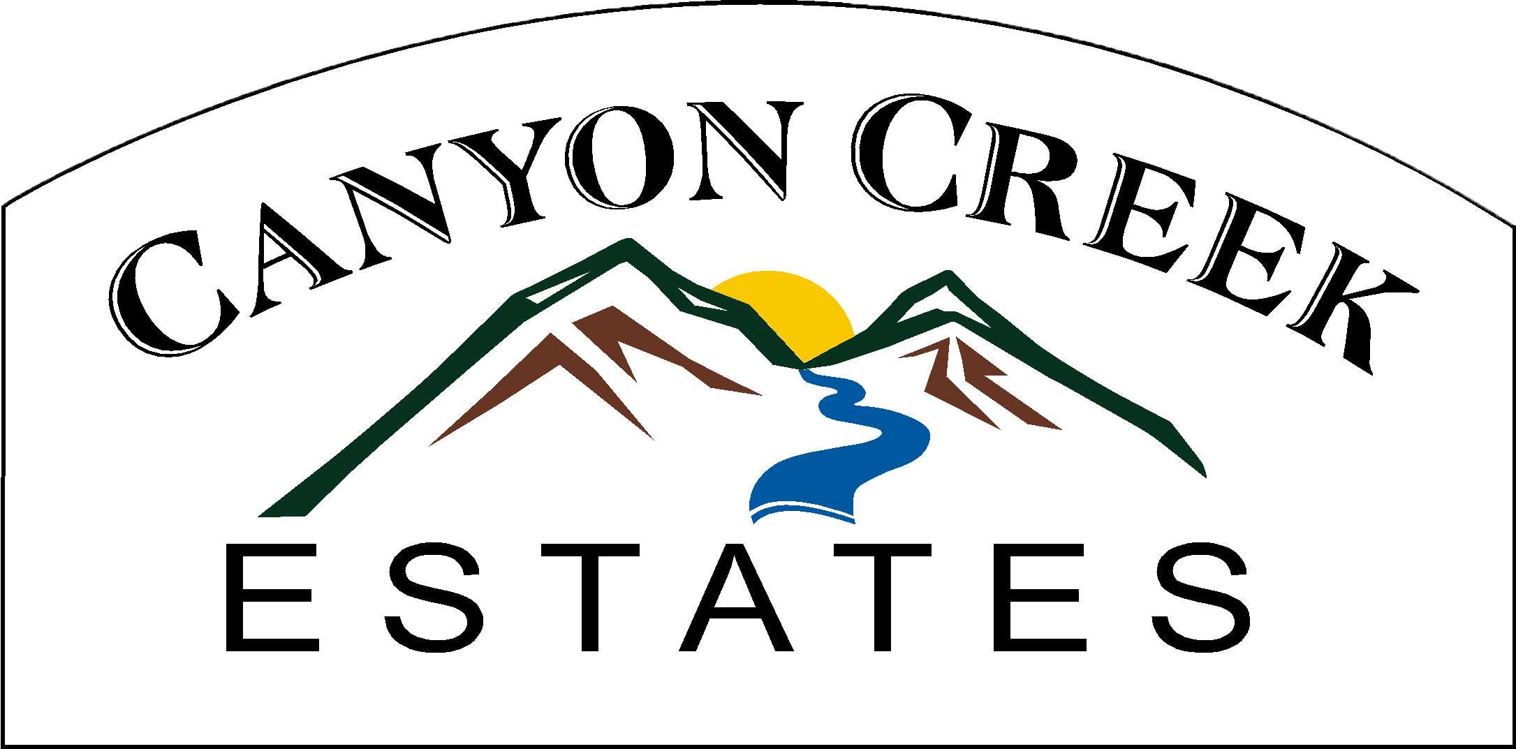 CANYON CREEK ESTATES