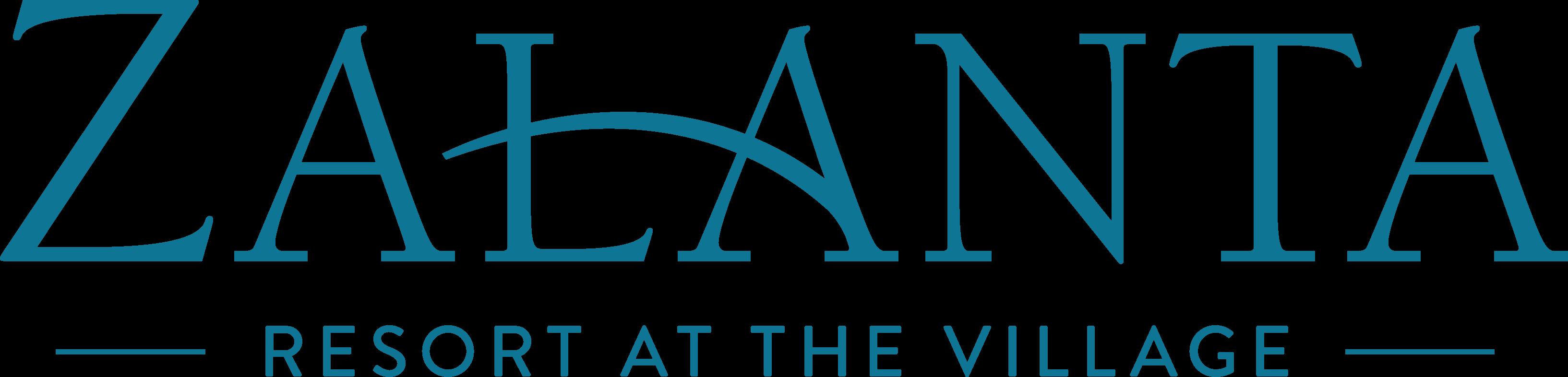 Zalanta Logo Blue