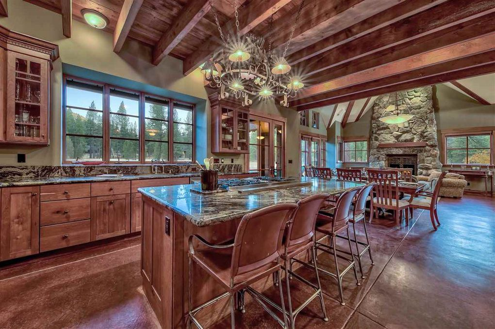 Jake Teeter Kitchen Truckee Home for Sale Chase International
