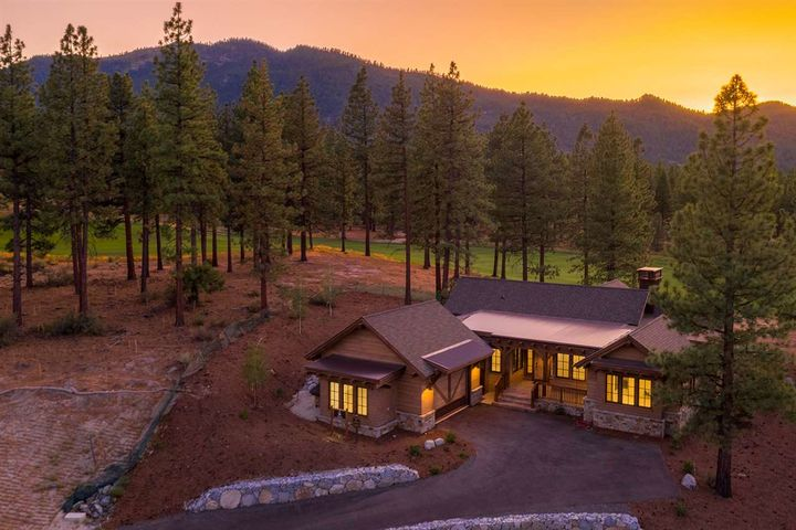 Clear Creek Tahoe Golf Course Home Sold by Chase International