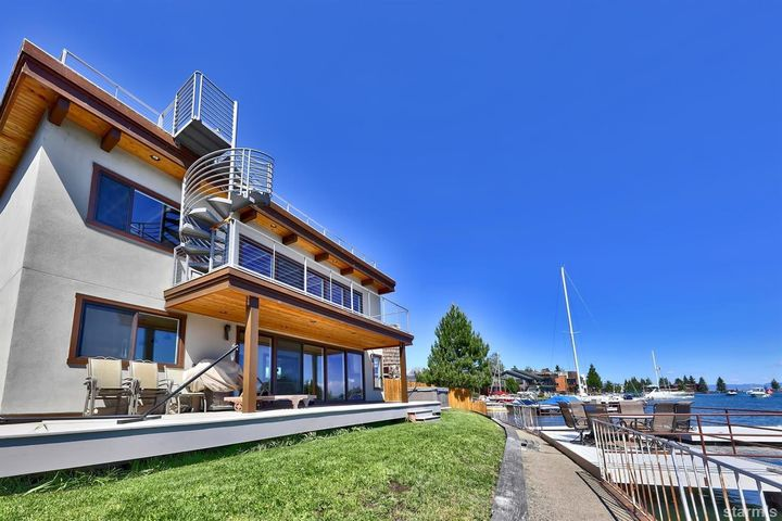 Tahoe Keys Waterfront Home Sold by Chase International