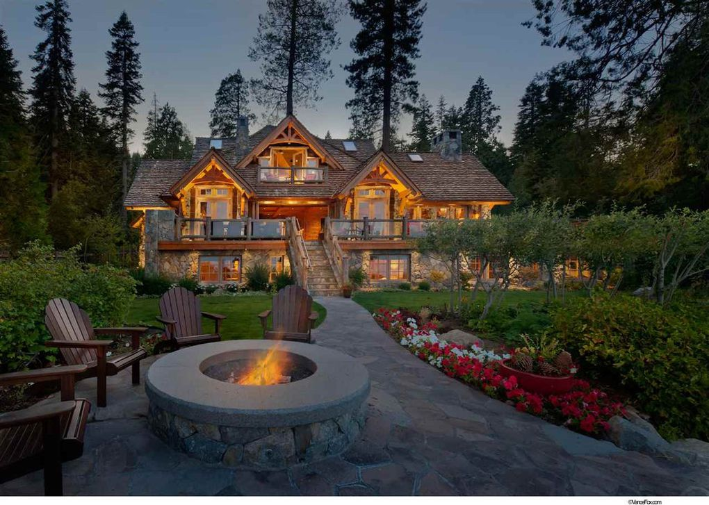 Lake Tahoe lakefront home sold by Chase International