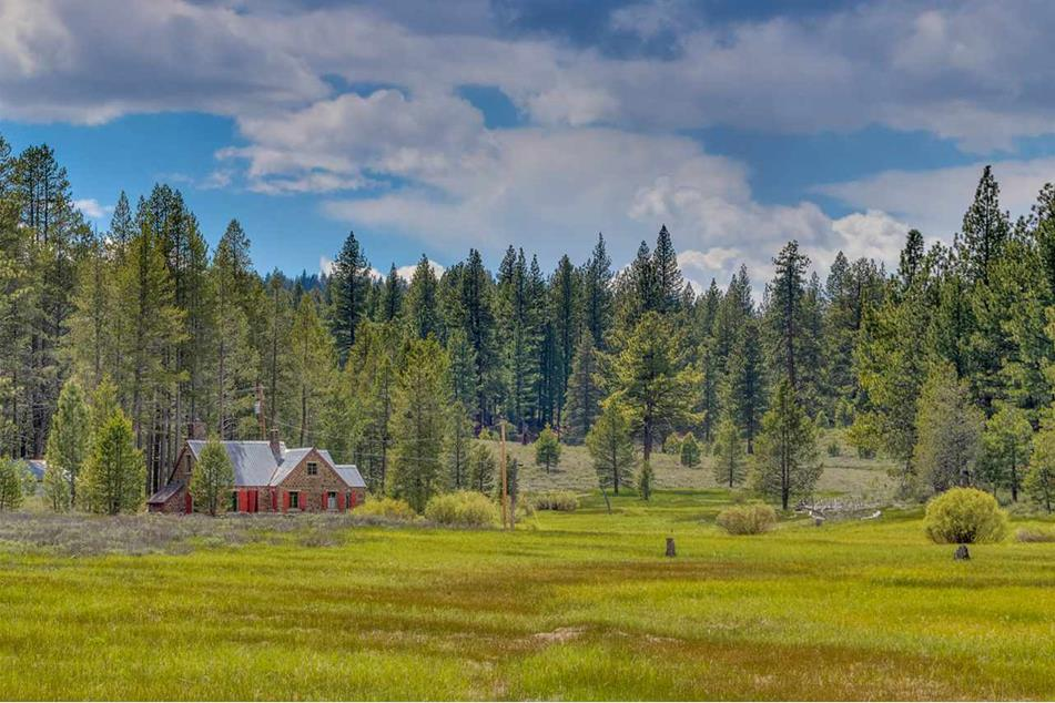 California Mountain Ranch Sold by Chase International