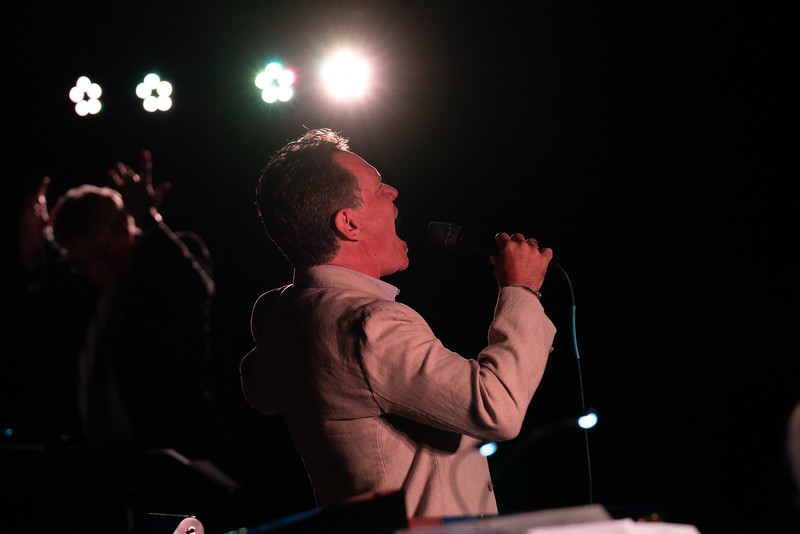 Kurt Elling Sings Heart Out Chase International Lake Tahoe