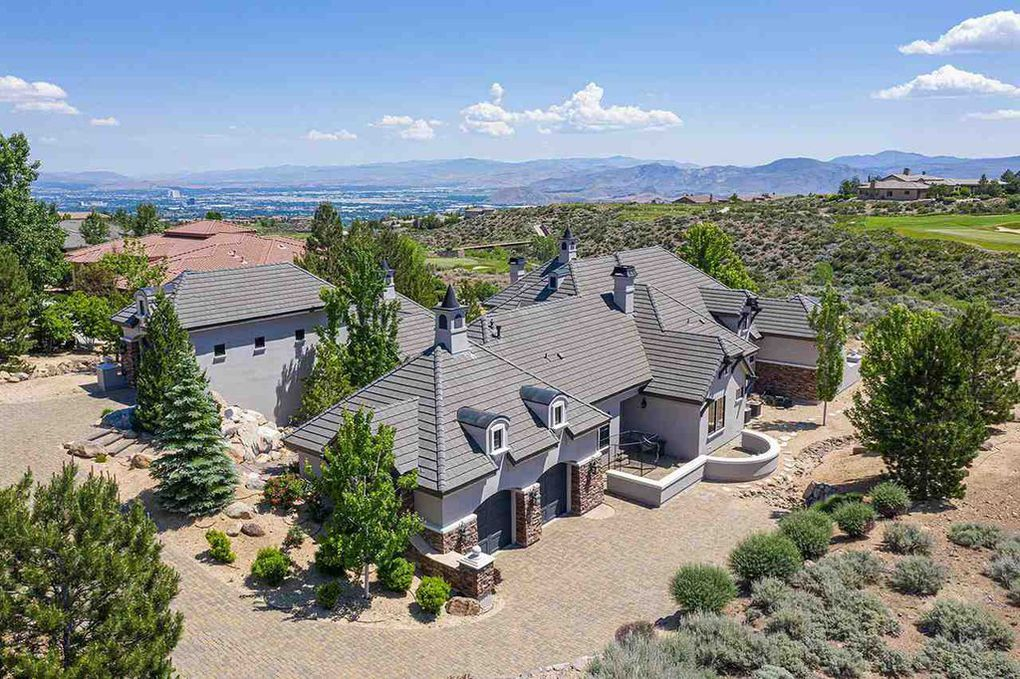 Arrowcreek Custom Luxury Golf Home Reno NV Chase International