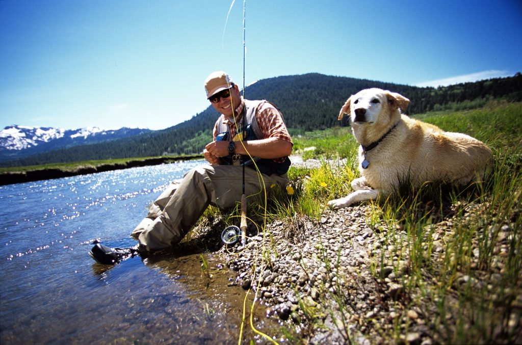 fly fishing south lake tahoe ca