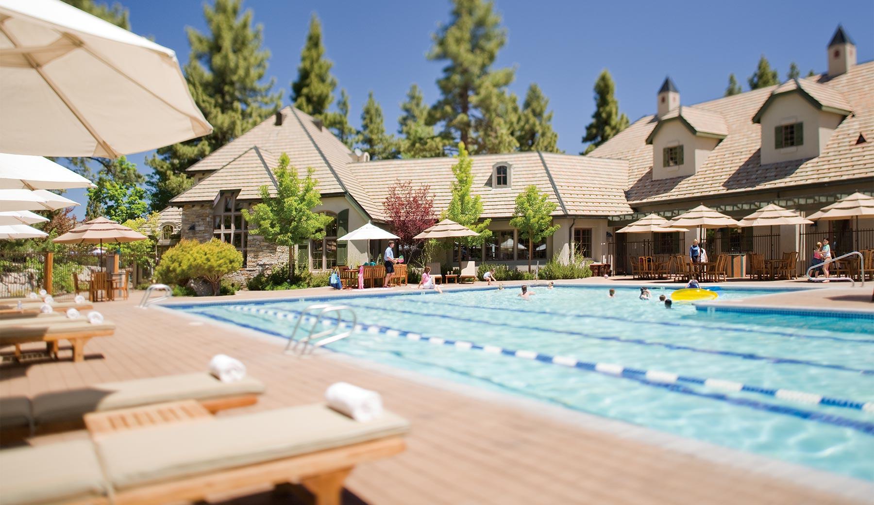 Montreux Swimming Pool Reno NV