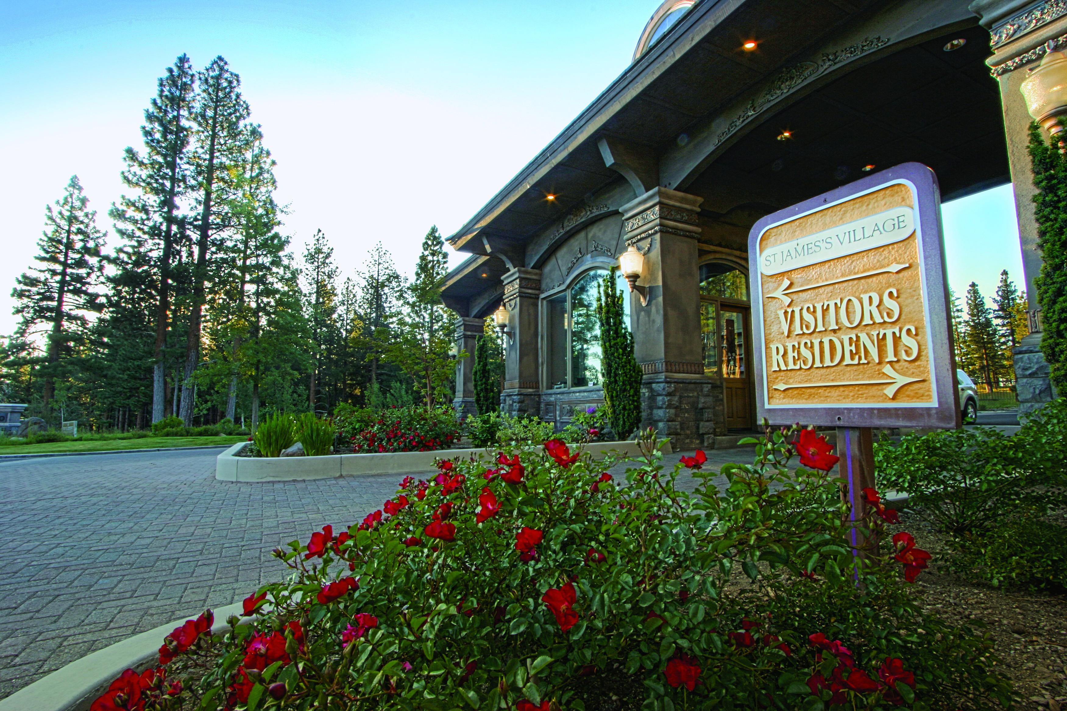 St James Village Reno NV Entrance Chase International