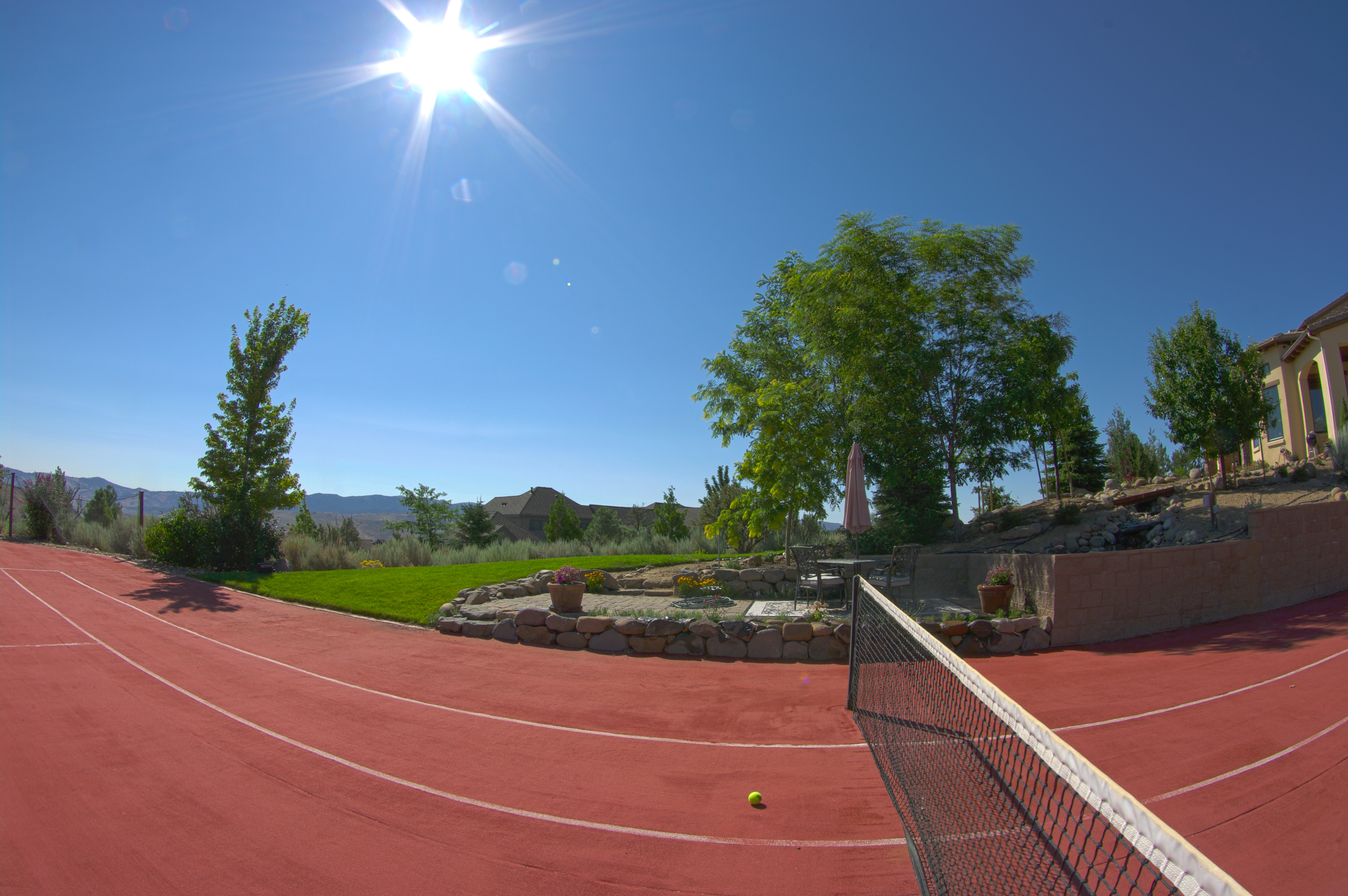 luxury home with tennis court reno nv