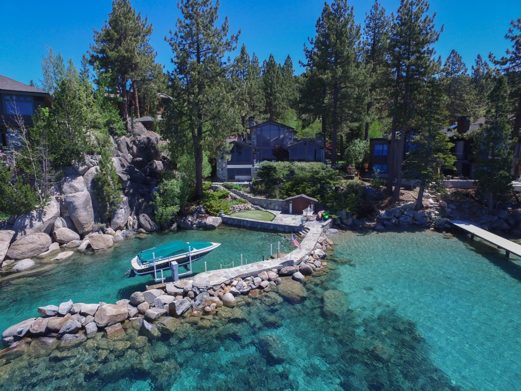Lakefront Homes Lake Tahoe East Shore