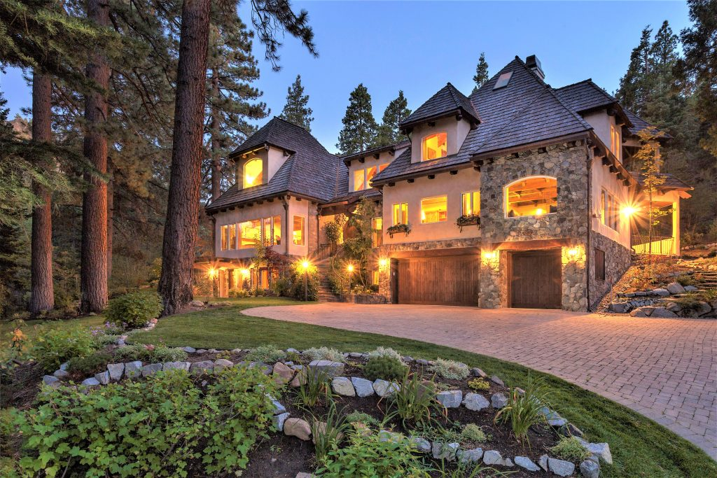 Glenbrook NV Estate Sold by Chase International
