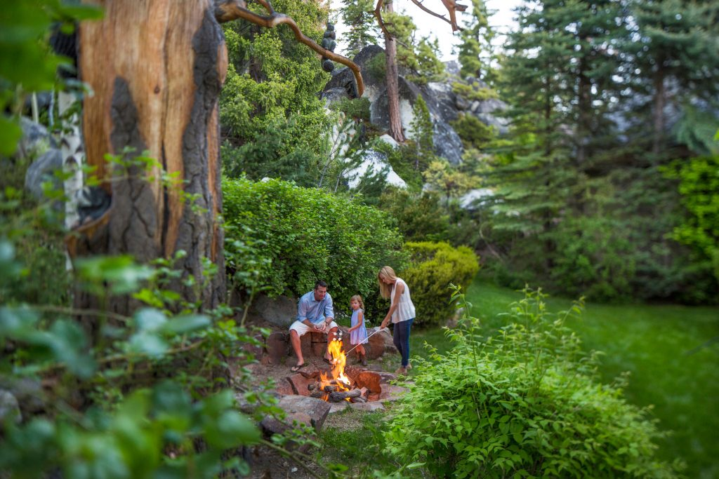 Family-Firepit-Crystal-Bay-Incline-Village-NV