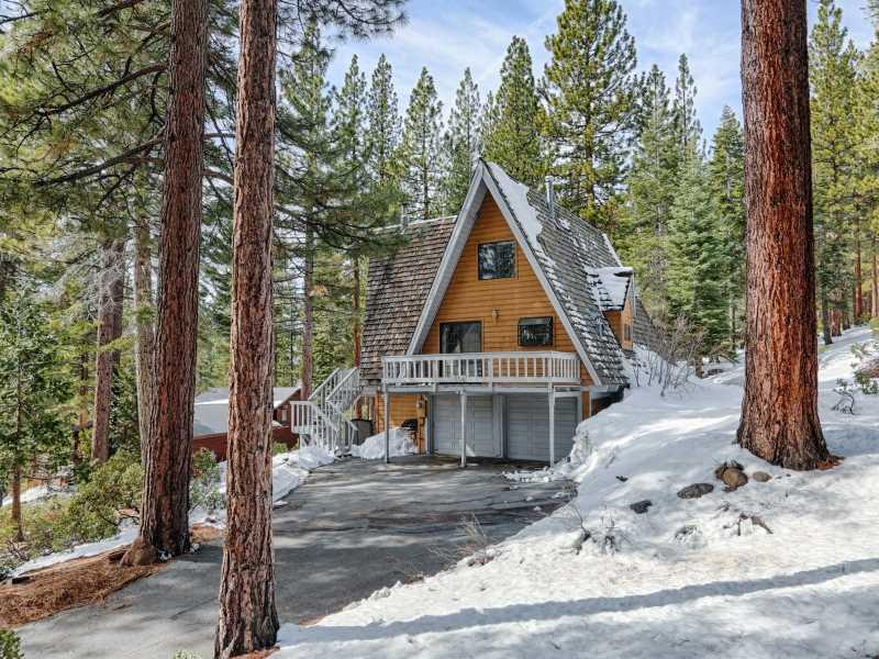 Lower Tyner Tahoe Cabin Incline Village NV