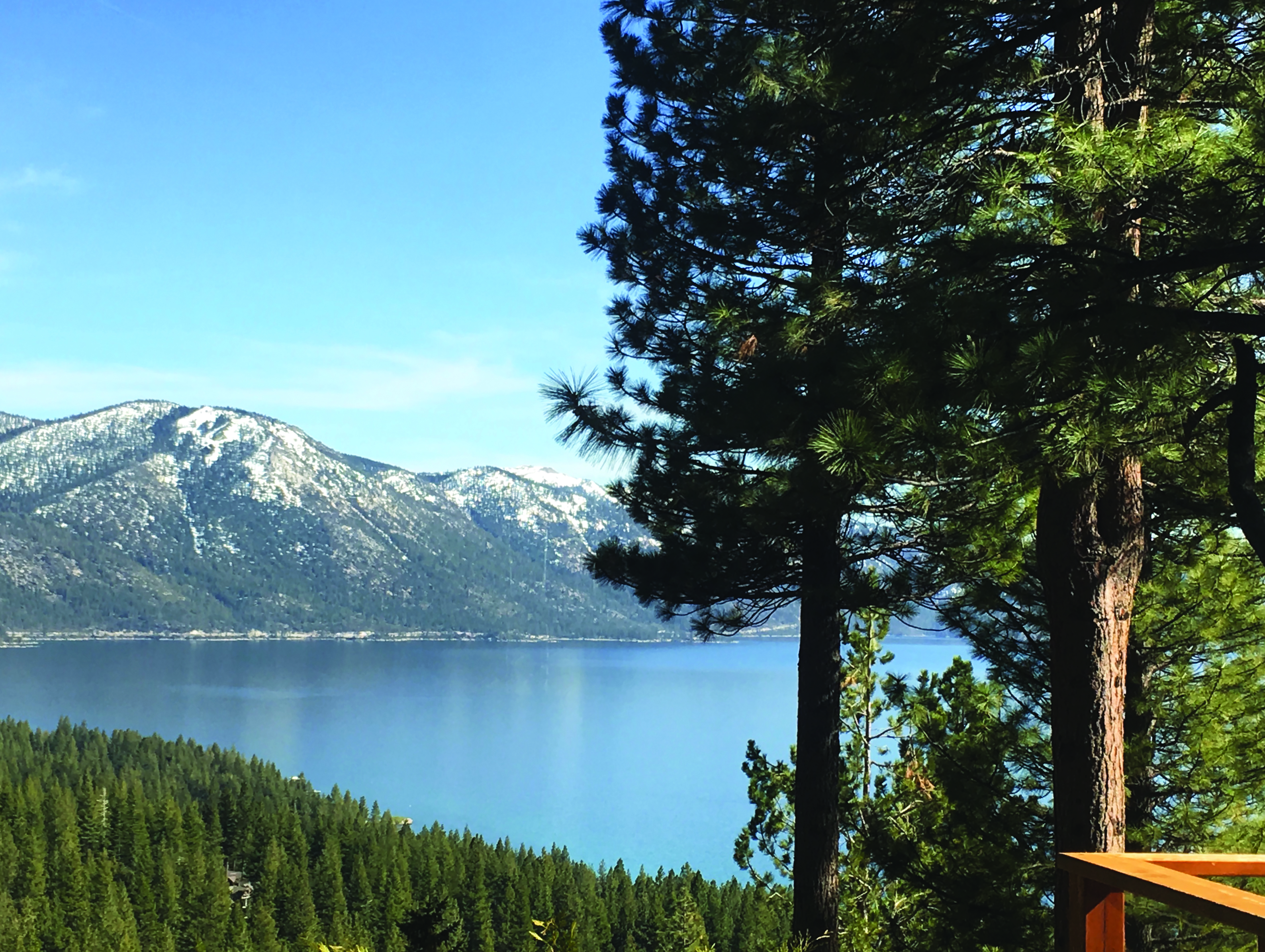 Lower Tyner Lake View Home Incline Village NV