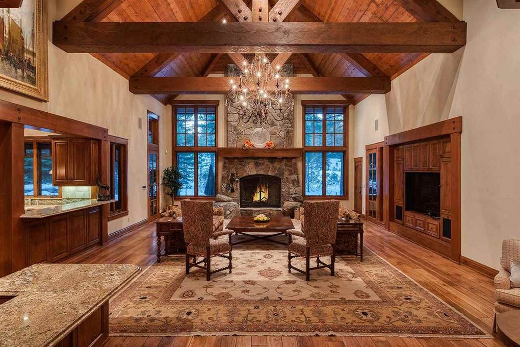 Lahontan Luxury Home Truckee CA