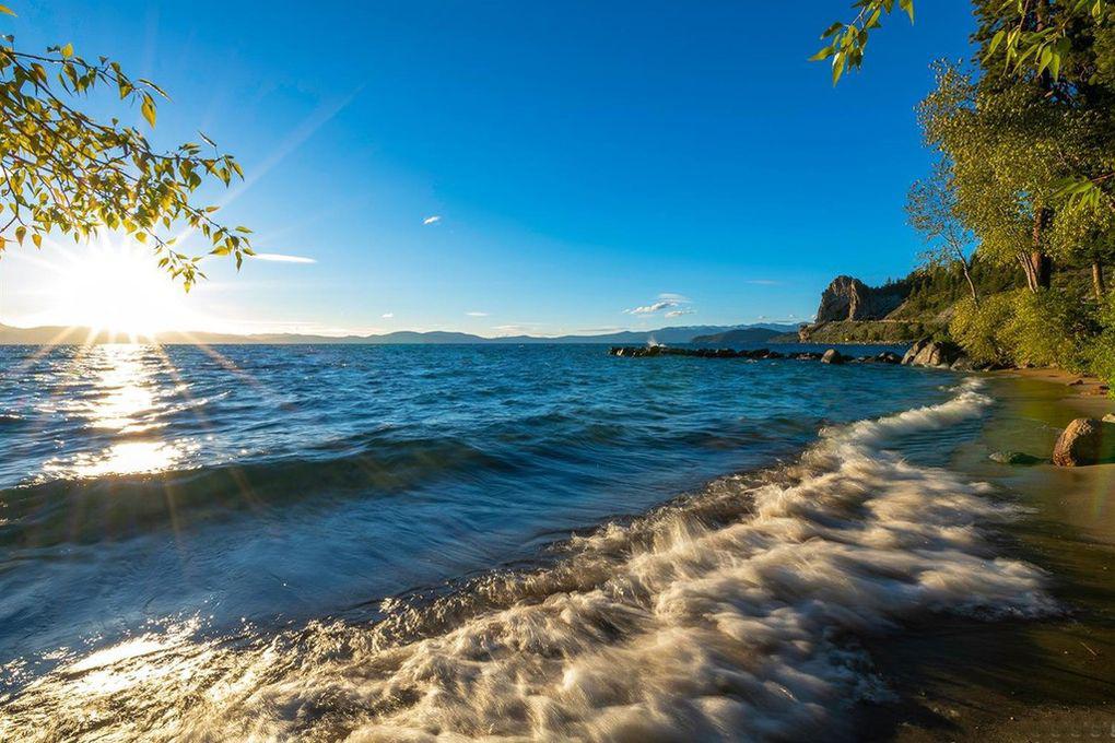 Cave Rock Lake Tahoe NV
