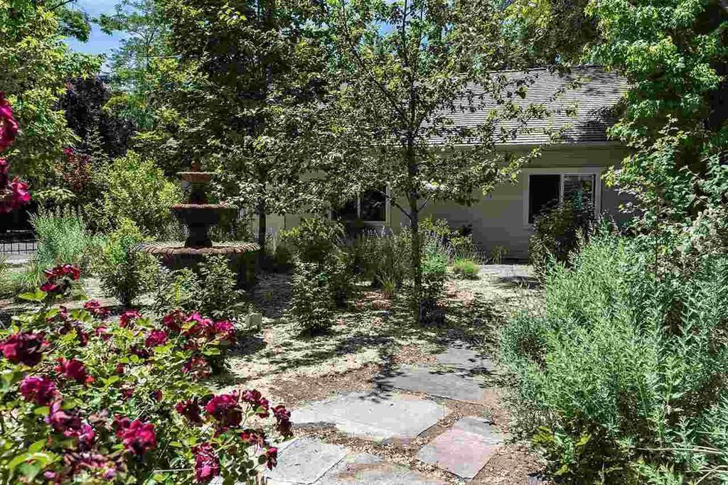 Central Carson City Garden